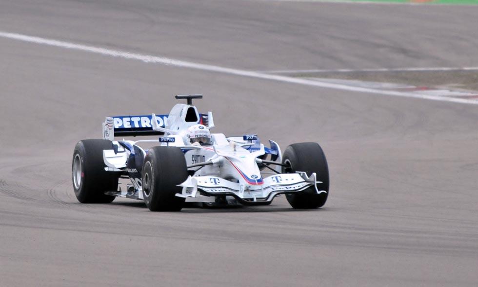 BMW Sauber F1 Experience Day - das letzte