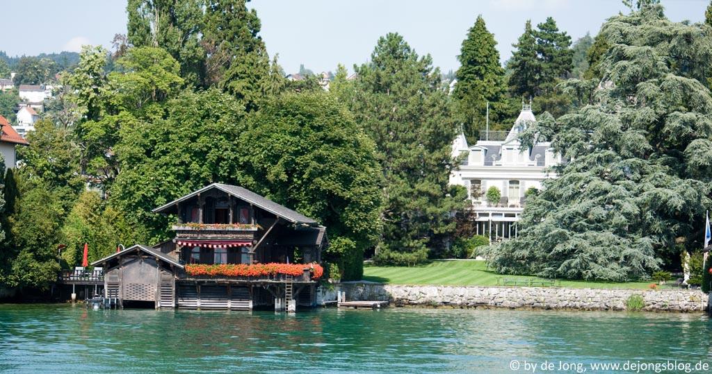 #Anwesen am Zuerichsee - #Schweiz