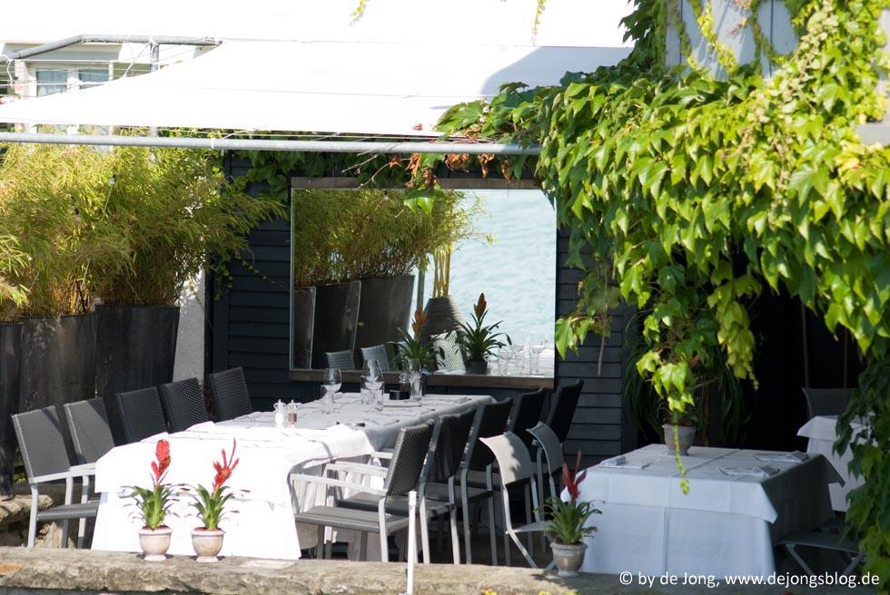 #Restaurant am Zuerichsee - #Schweiz