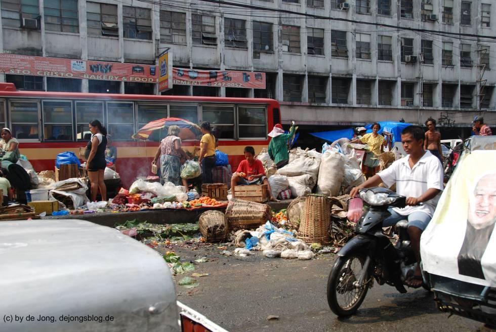 Markt, Manil