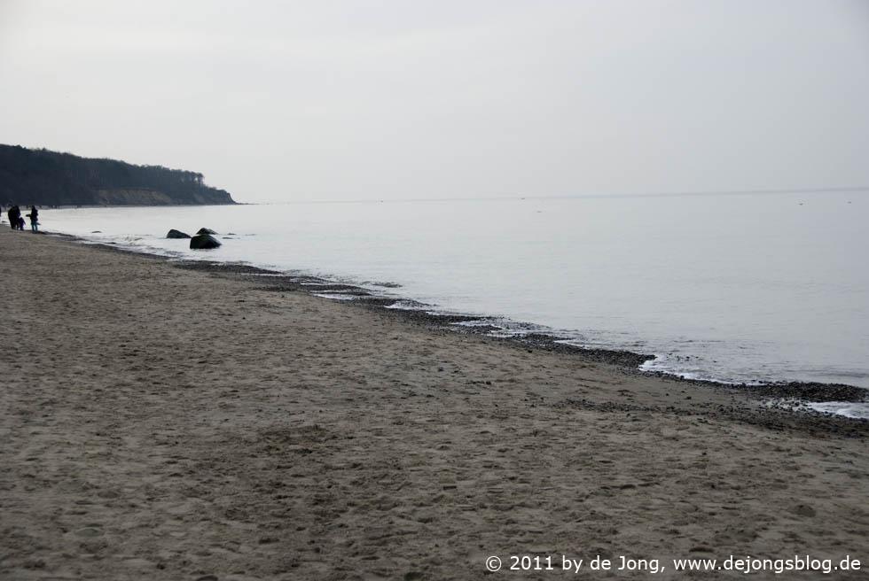 Strand von Rostock