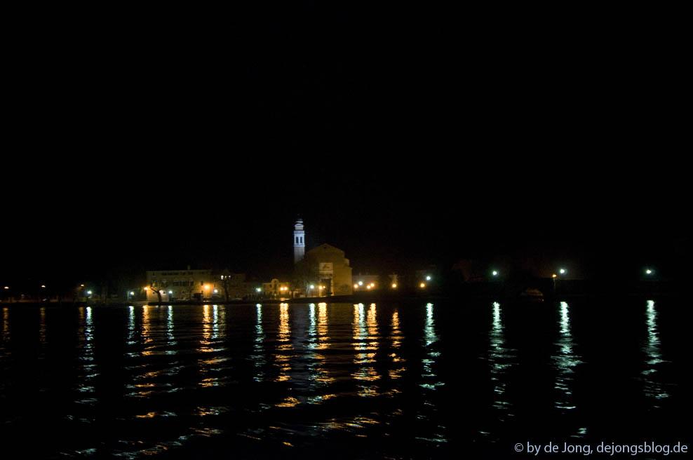 Venedig bei Nacht II