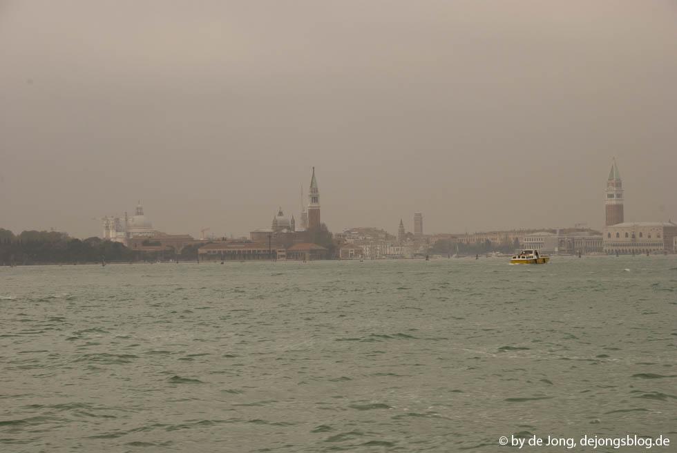 Venedig - Dunstschleier