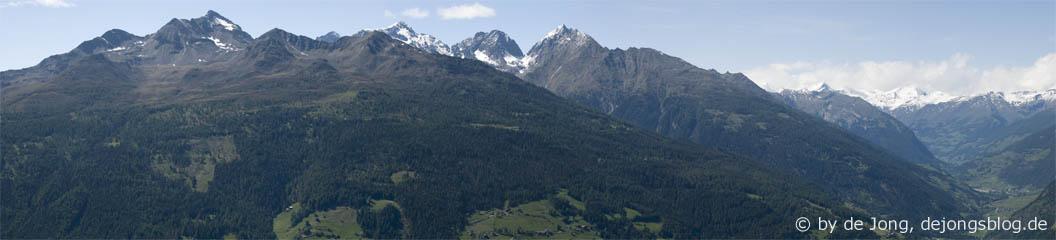 Panorama Großglockner