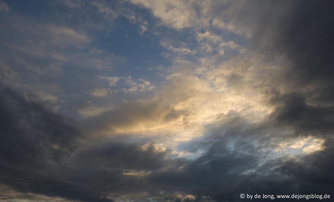 Bayrischer Himmel - Ueberblick