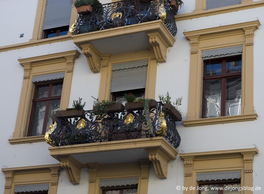 Biel - Balkon