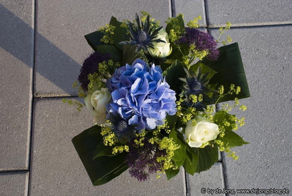 Blumenstrauss für meine Frau