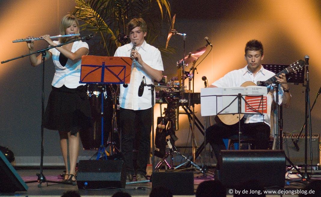 Europaeischer Jugendkongress - Klassisches Trio