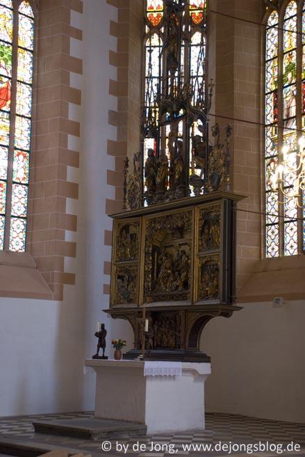 Bergaltar Kirche