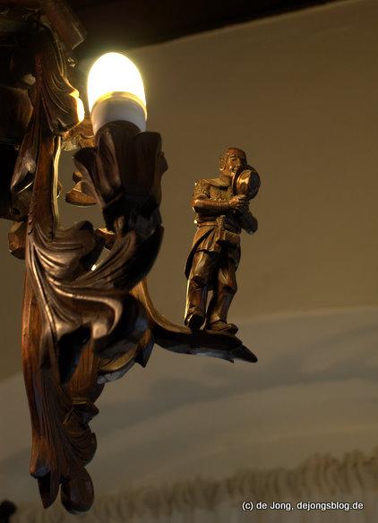 Leuchter im Frohnauer Hammer