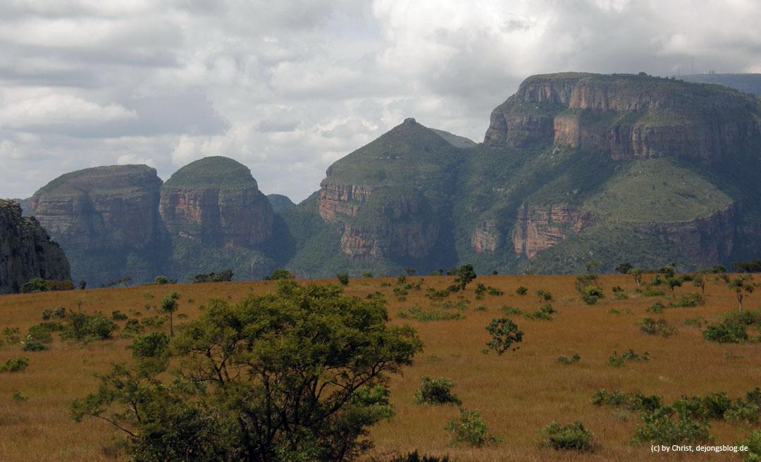 Südafrika - 3 Berge