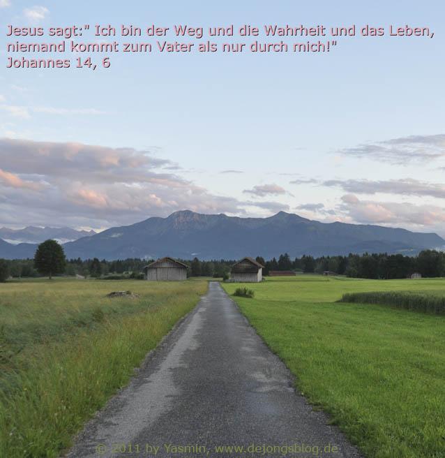 Johannes 14,6