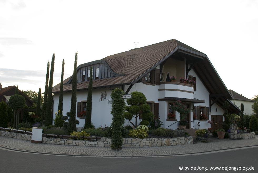 Wohnhaus in der Pfalz