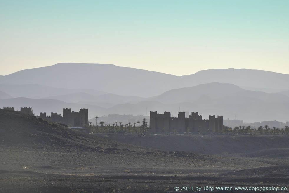 Tal der Kasbahs