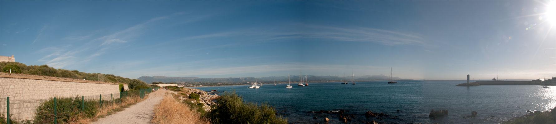 Antibes Hafen