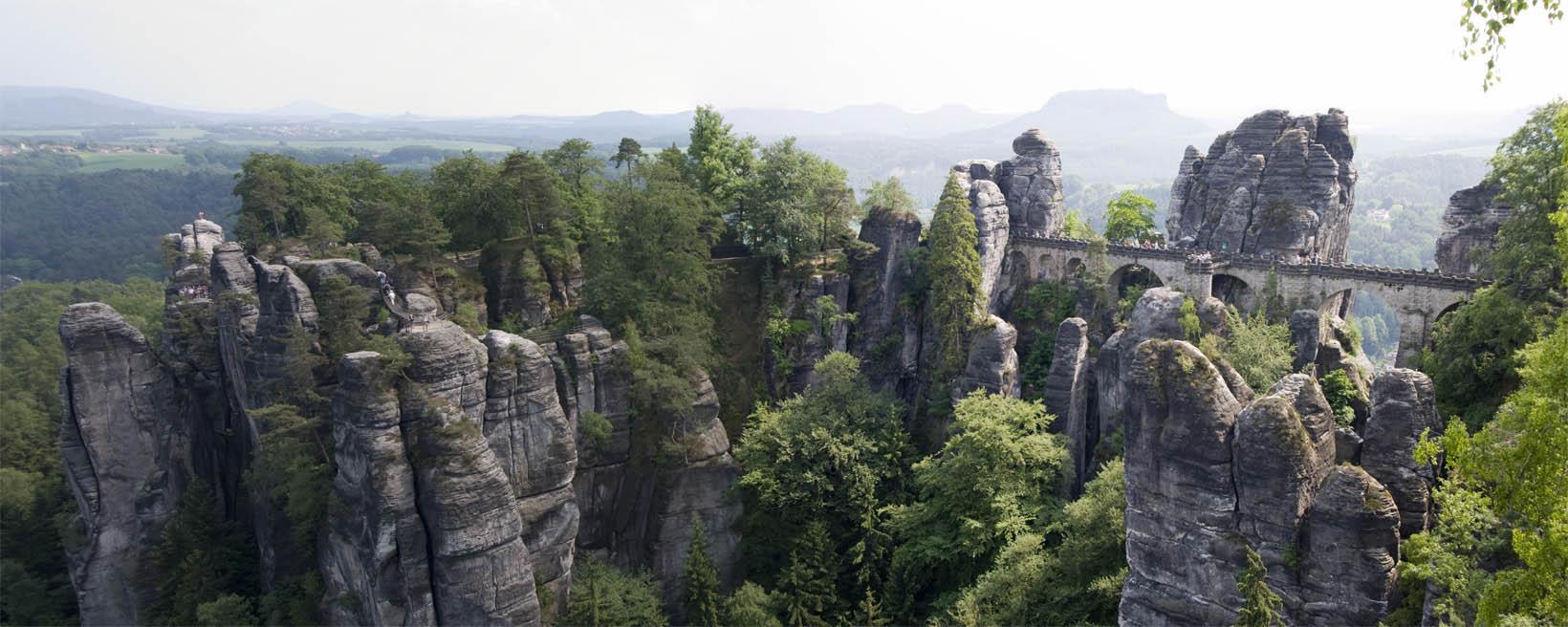 Panorama Bastei