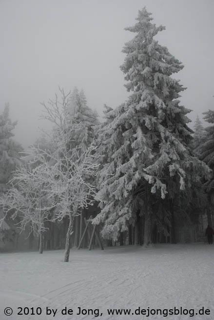 Winterlandschaft, Geiskopf